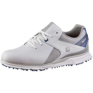 Foot Joy PRO SL Golfschuhe Herren white-grey-royal blue