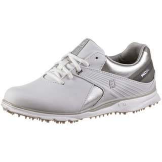 Foot Joy Pro SL Golfschuhe Damen white-silver-grey