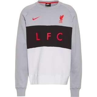 Nike FC Liverpool Air Max Langarmshirt Herren wolf grey-white-black-laser crimson
