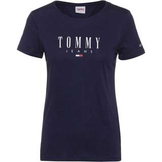 Tommy Hilfiger Essential T-Shirt Damen twilight navy