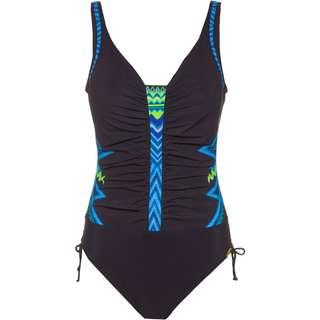 Sunflair Badeanzug Damen blau