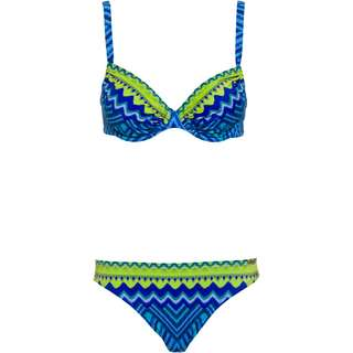 Sunflair Bikini Set Damen blau