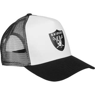 New Era Las Vegas Raiders Team Colour A-Frame Cap Herren schwarz/weiß