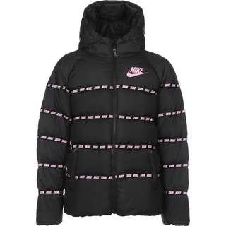 Nike Sportswear Daunenjacke Kinder schwarz/pink