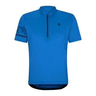 Ziener NOBUS Fahrradtrikot Herren persian blue