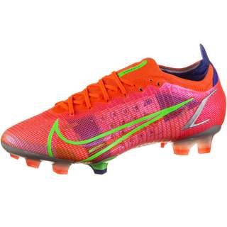 Nike MERCURIAL VAPOR 14 ELITE FG Fußballschuhe Herren bright crimson-metallic silver