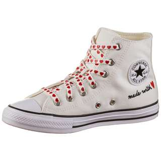 CONVERSE CHUCK TAYLOR ALL STAR Sneaker Kinder vintage white/university red/black