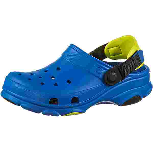 Crocs CLASSIC CLOG Badelatschen Kinder bright cobalt