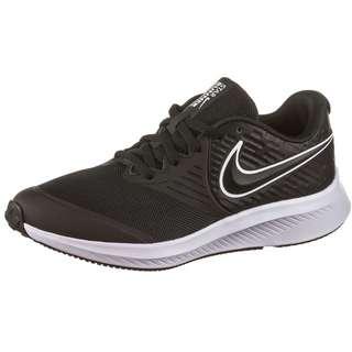 Nike Star Runner 2 Laufschuhe Kinder black/white-black-volt