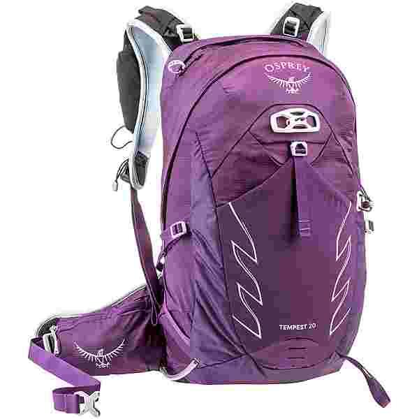 Osprey Tempest 20 Wanderrucksack Damen violac purple