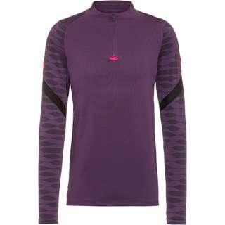Nike Strike Funktionsshirt Herren dark raisin-black-black-siren red