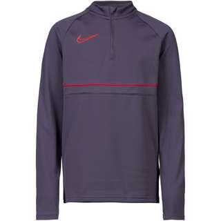Nike Academy Funktionsshirt Kinder dark raisin-siren red-siren red