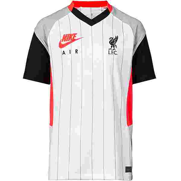 Nike FC Liverpool Air Max Trikot Kinder white-laser crimson-wolf grey-black
