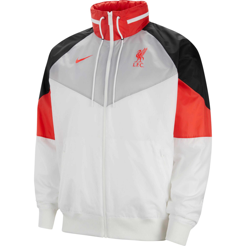 Nike FC Liverpool Air Max Kapuzenjacke Herren
