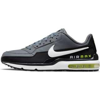 Nike Air Max LTD Sneaker Herren black-white-smoke grey-volt