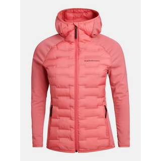 Peak Performance Argon Steppjacke Damen alpine flower