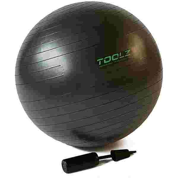 TOOLZ Gymnastic Ball Gymnastikball schwarz