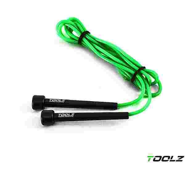 TOOLZ Skipping Rope Springseil grün