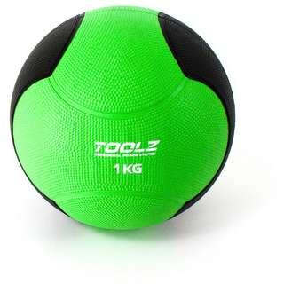TOOLZ Medicine Ball Medizinball grün
