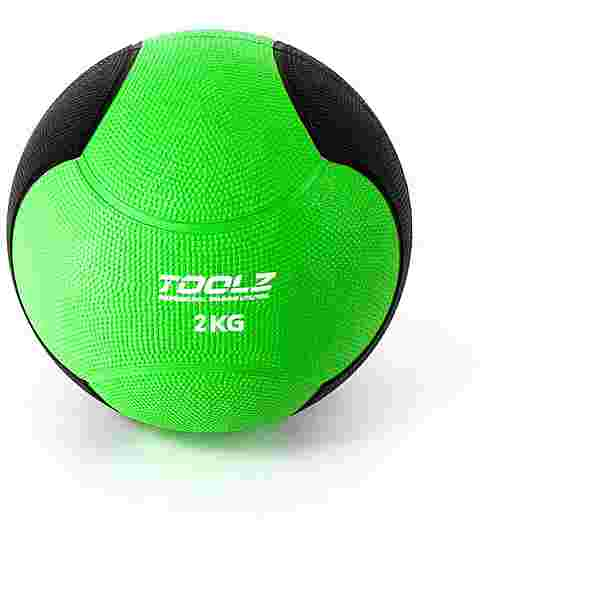 TOOLZ Medicine Ball Medizinball green