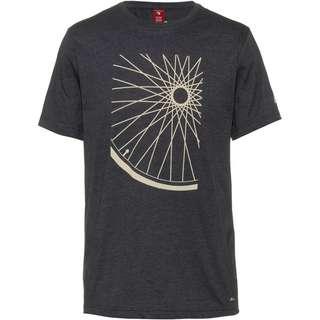 OCK T-Shirt Herren blaugrau