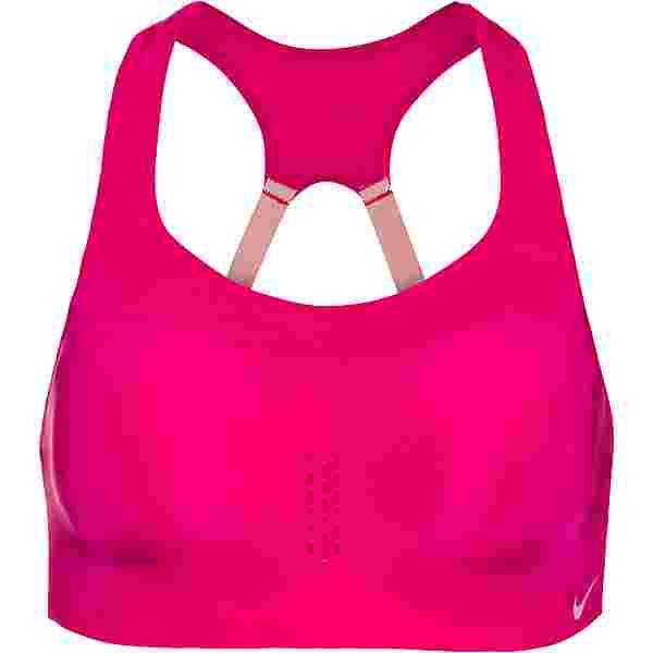 Nike ALPHA BH Damen fireberry-pink glaze-pink glaze