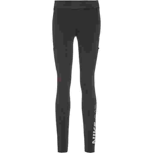 Nike NSW Air Leggings Damen black-white