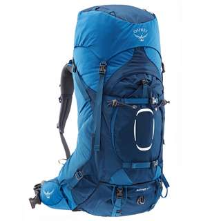 Osprey Aether 65 Trekkingrucksack DEEP WATER BLUE