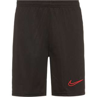 Nike Academy Fußballshorts Kinder black-siren red-black-siren red