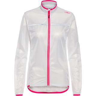 CMP WOMAN JACKET Fahrradjacke Damen bianco