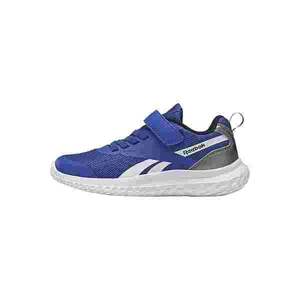 Reebok Reebok Rush Runner Alt Shoes Sneaker Kinder Court Blue / Black / Tech Metallic