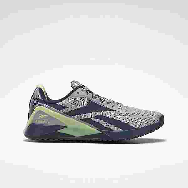 Reebok Nano X1 Shoes Les Mills® Fitnessschuhe Damen White / Vector Navy / Pure Grey 3