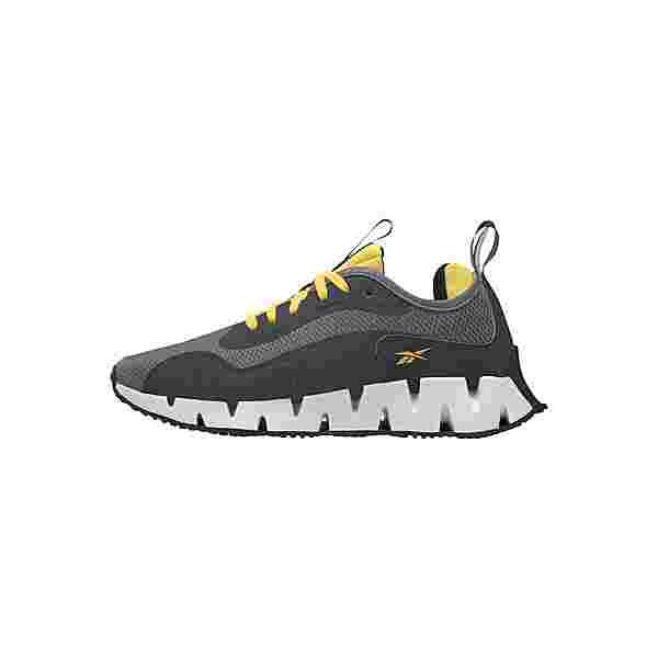 Reebok Zig Dynamica Shoes Sneaker Kinder Black / Cold Grey 7 / Cold Grey 5