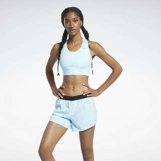 Reebok Running Essentials High-Impact Bra BH Damen Blau
