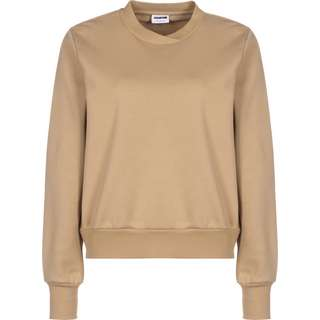 Noisy May NMLUPA Sweatshirt Damen braun/beige