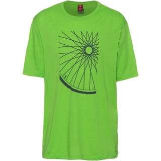 OCK T-Shirt Herren green flash