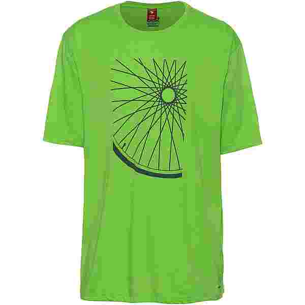 OCK T-Shirt Herren grün