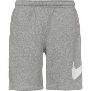 Nike NSW Club Shorts Herren dk grey heather-white-white