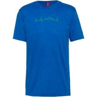 OCK T-Shirt Herren blau