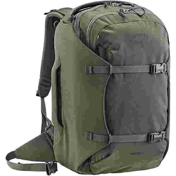Osprey Porter 30 Reisetasche haybale green