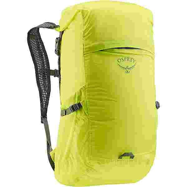 Osprey Rucksack UL Dry Stuff Pack 20 Daypack electric lime
