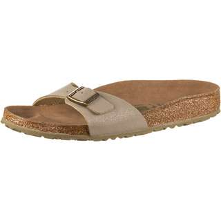 Birkenstock Madrid Sandalen Damen faded khaki