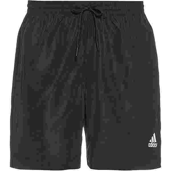 adidas DESIGNED4TRAINING AEROREADY Funktionsshorts Damen black-white