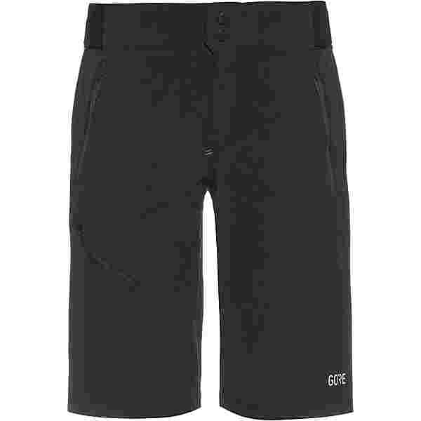 GORE® WEAR C5 Fahrradshorts Damen black