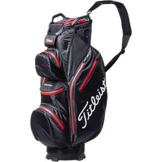 Titleist Cart 14 StaDry Golftasche black-red