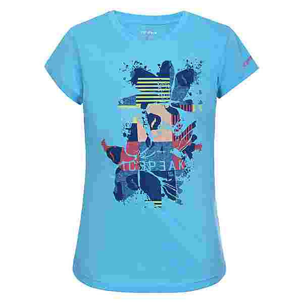 ICEPEAK KAUB JR T-Shirt Kinder aqua