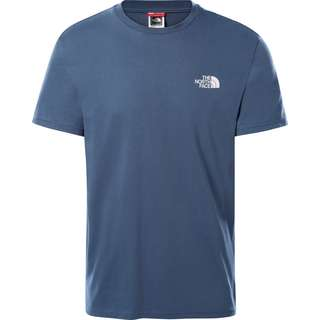 The North Face Simple Dome T-Shirt Herren VINTAGE INDIGO