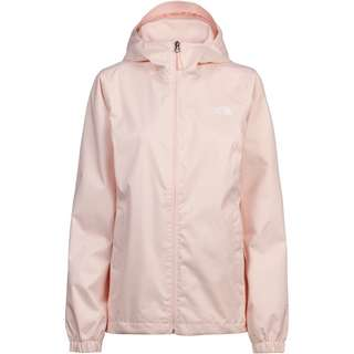 The North Face Quest Regenjacke Damen pearl blush