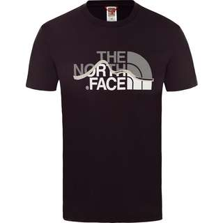 The North Face MOUNTAIN LINE T-Shirt Herren tnf black