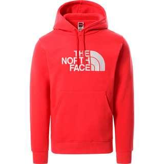 The North Face Drew Peak Hoodie Herren rococco red